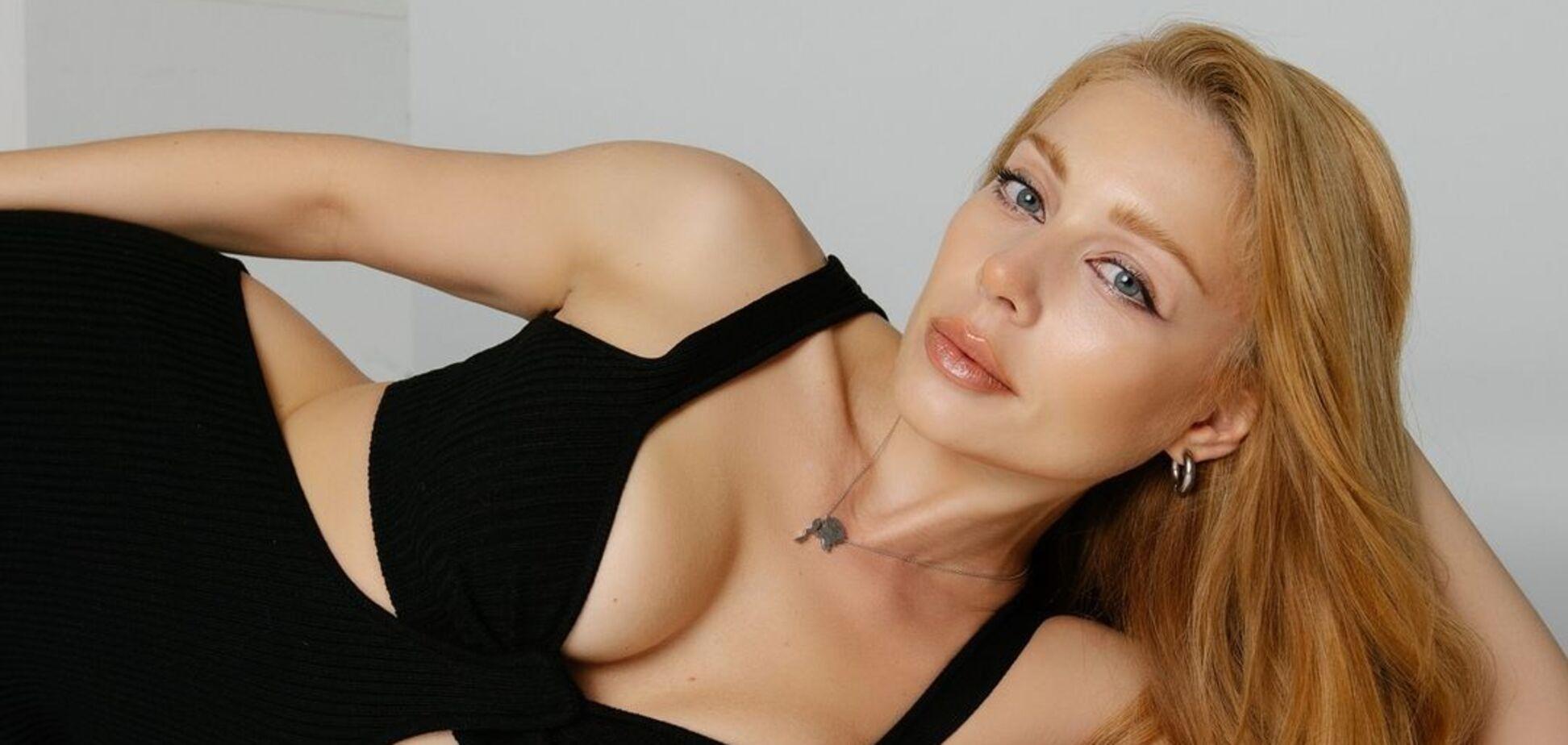 Тіна Кароль знялася у 'сталевому' топі. Фото
