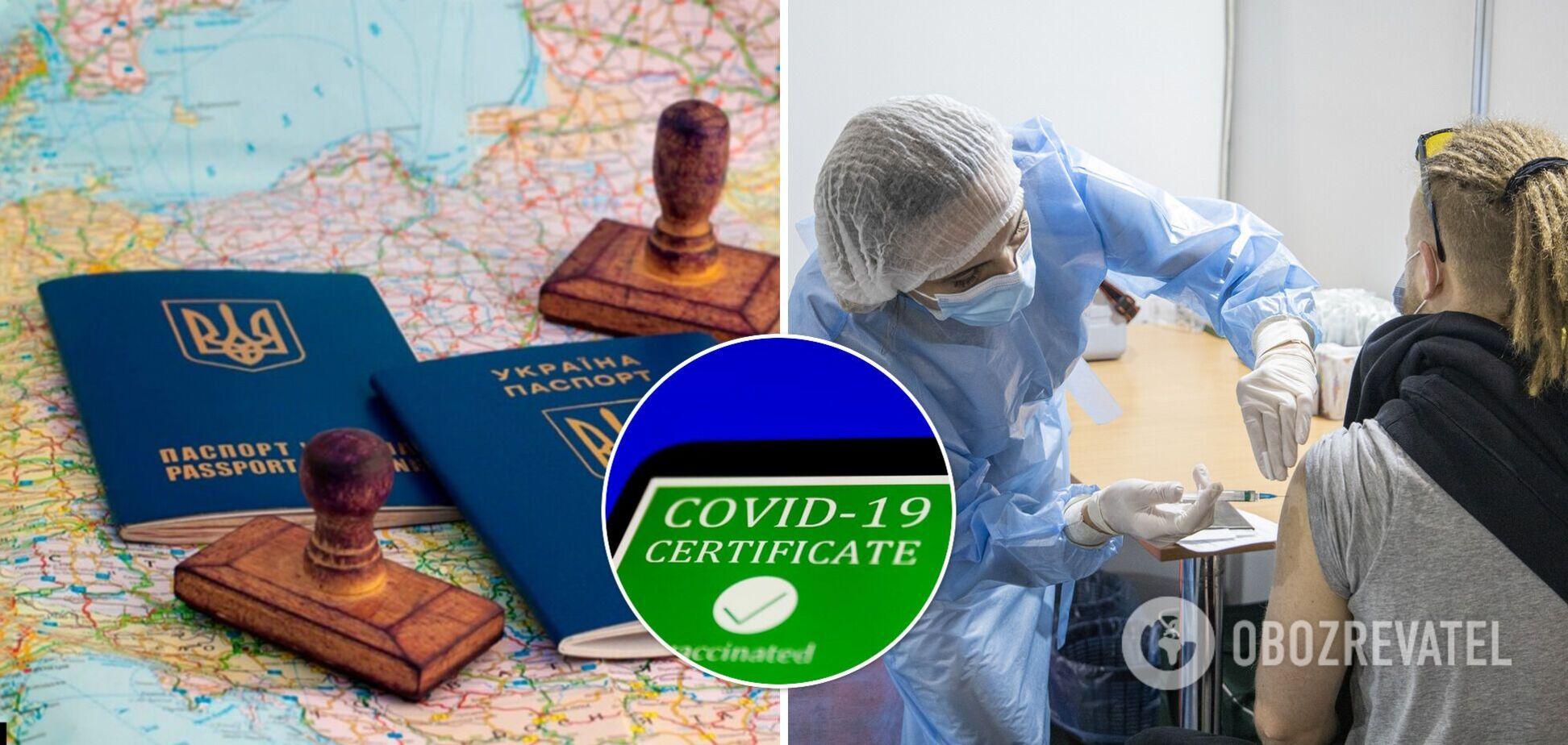 COVID-сертифікати в Україні: стало відомо, скільки вони будуть діяти
