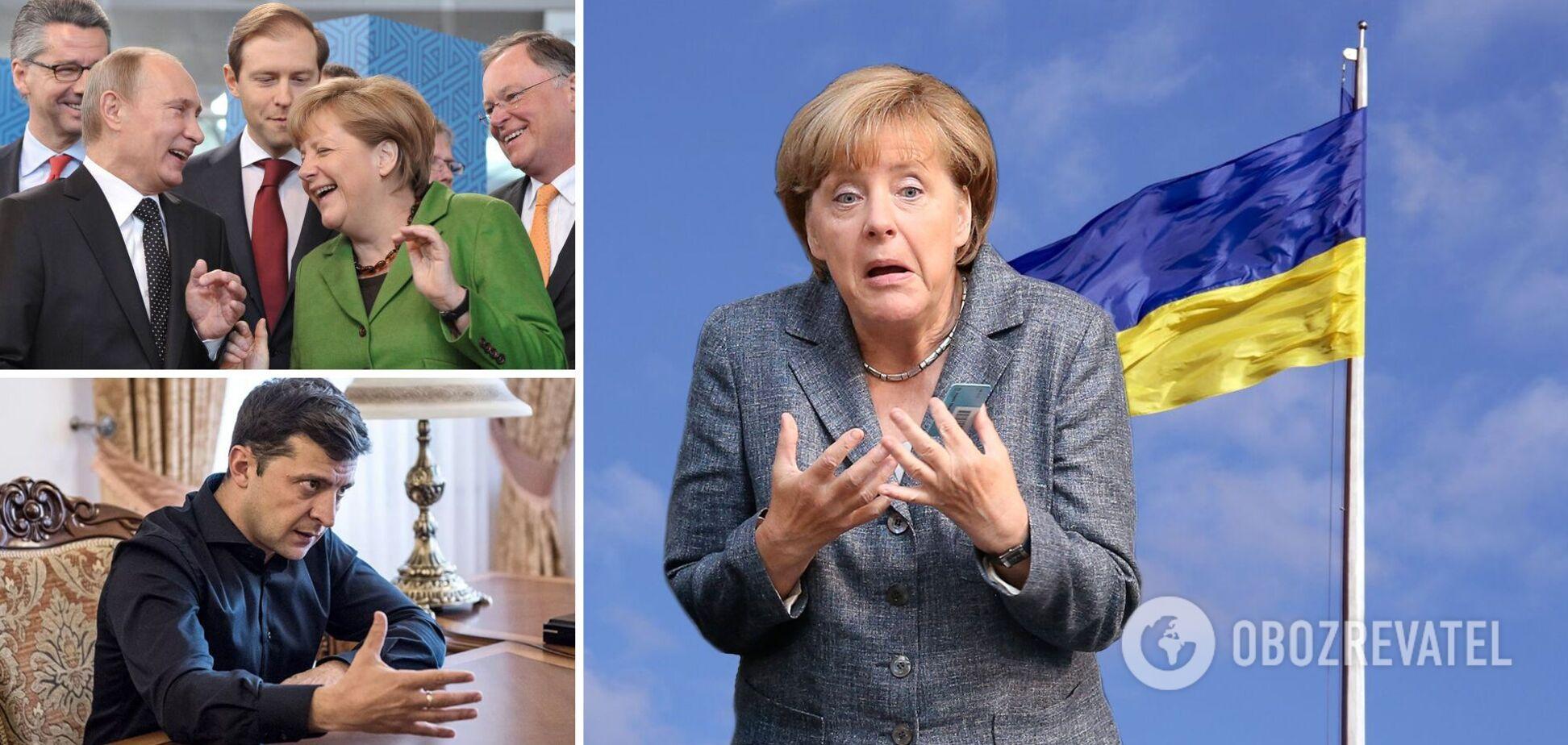 Меркель запропонувала провести саміт разом із Путіним