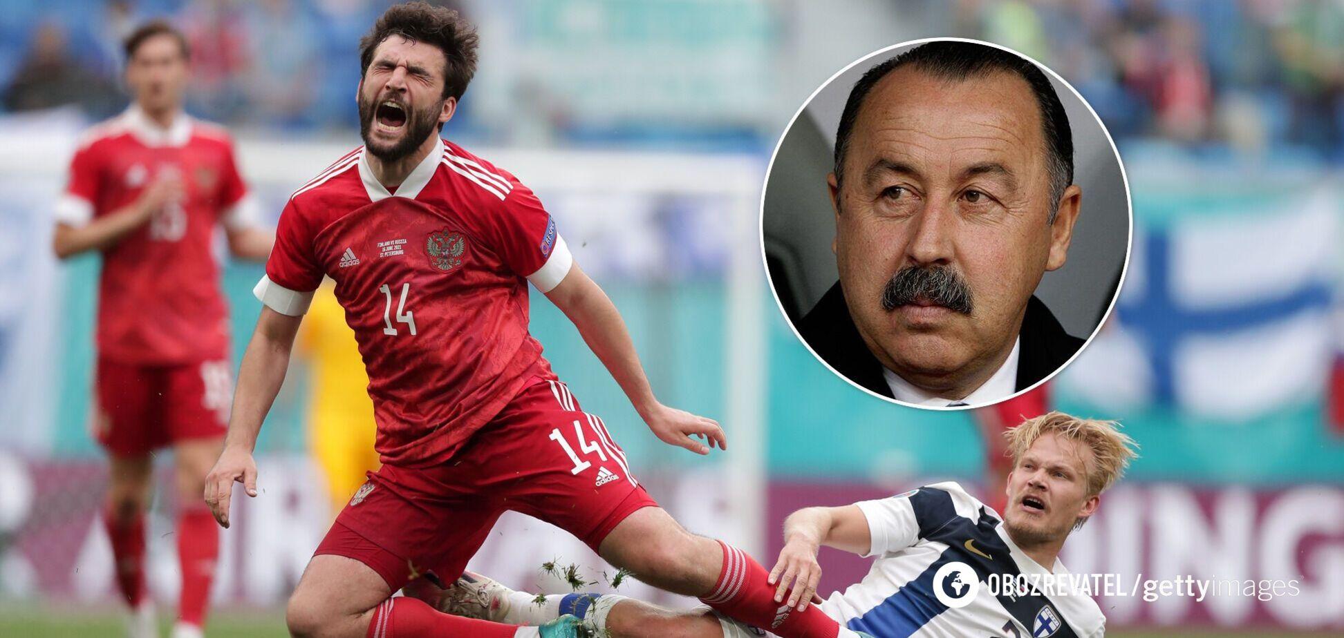 Экс-тренер 'Динамо' назвал унижением результат России на Евро-2020