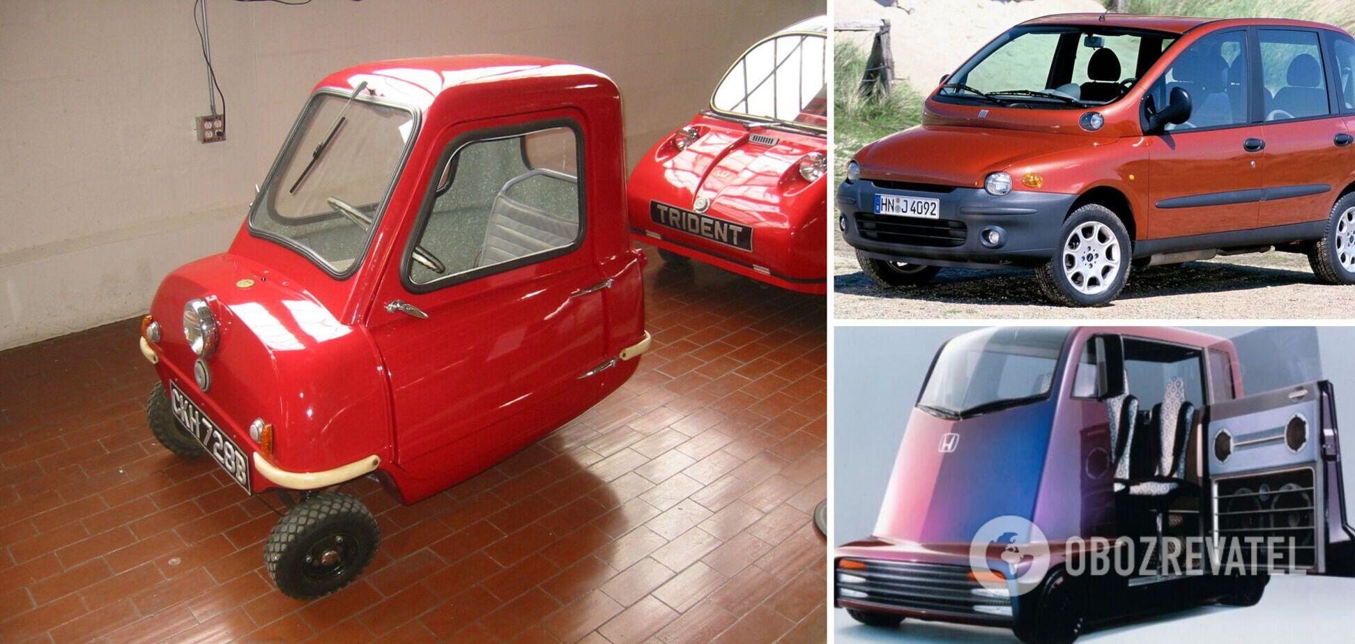 Peel, Fiat, Honda