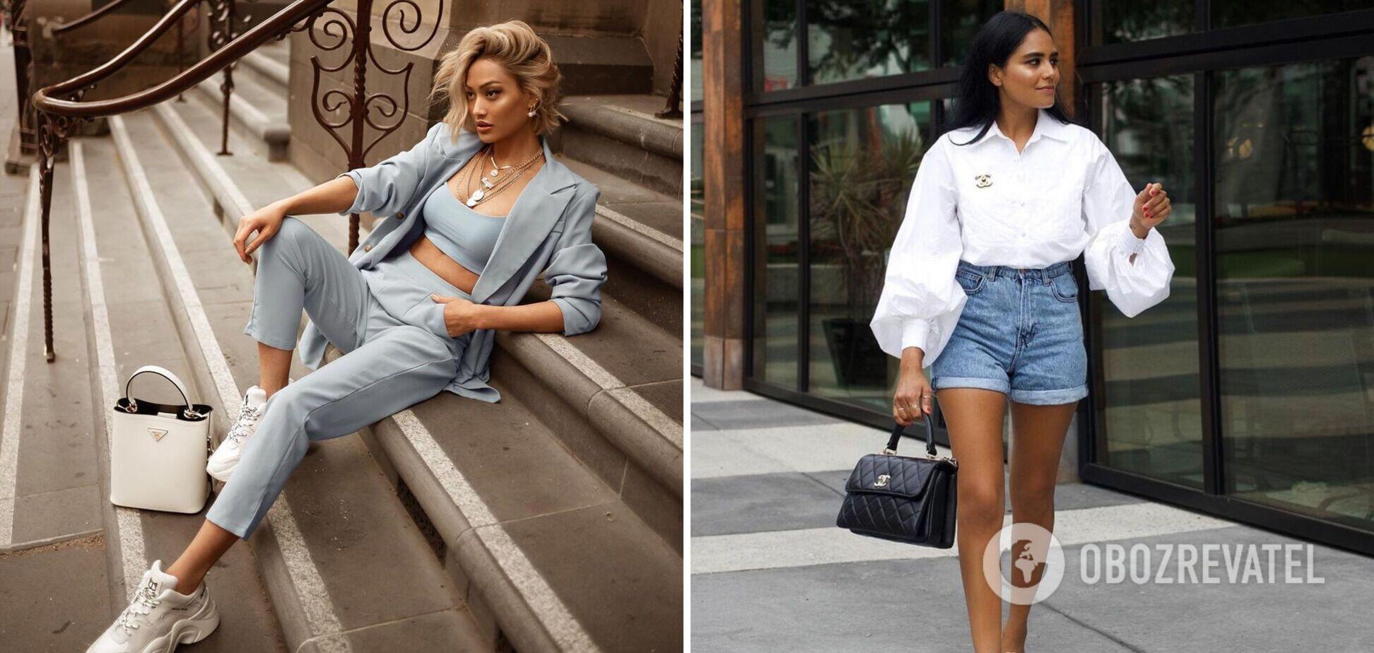 Простой низ, топ навыпуск и длина юбки: самые распространенные ошибки в стиле