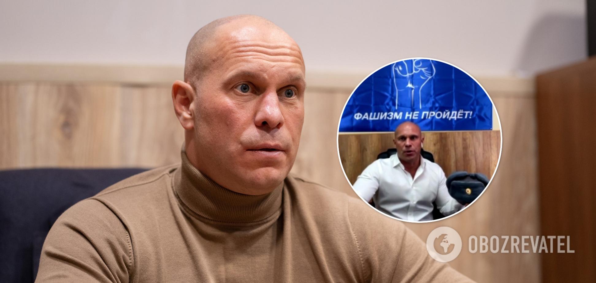 Кива поскаржився пропагандистам РФ, що йому хочуть дати до 10 років в'язниці. Відео