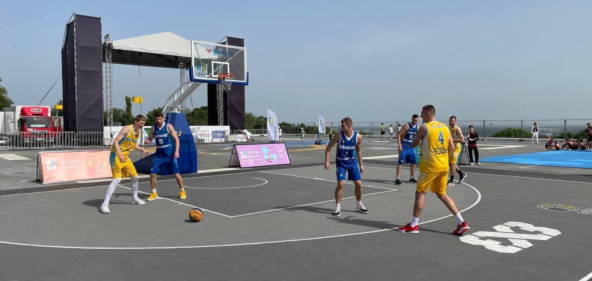 Україна у відборі на Євробаскет 3х3: розклад матчів