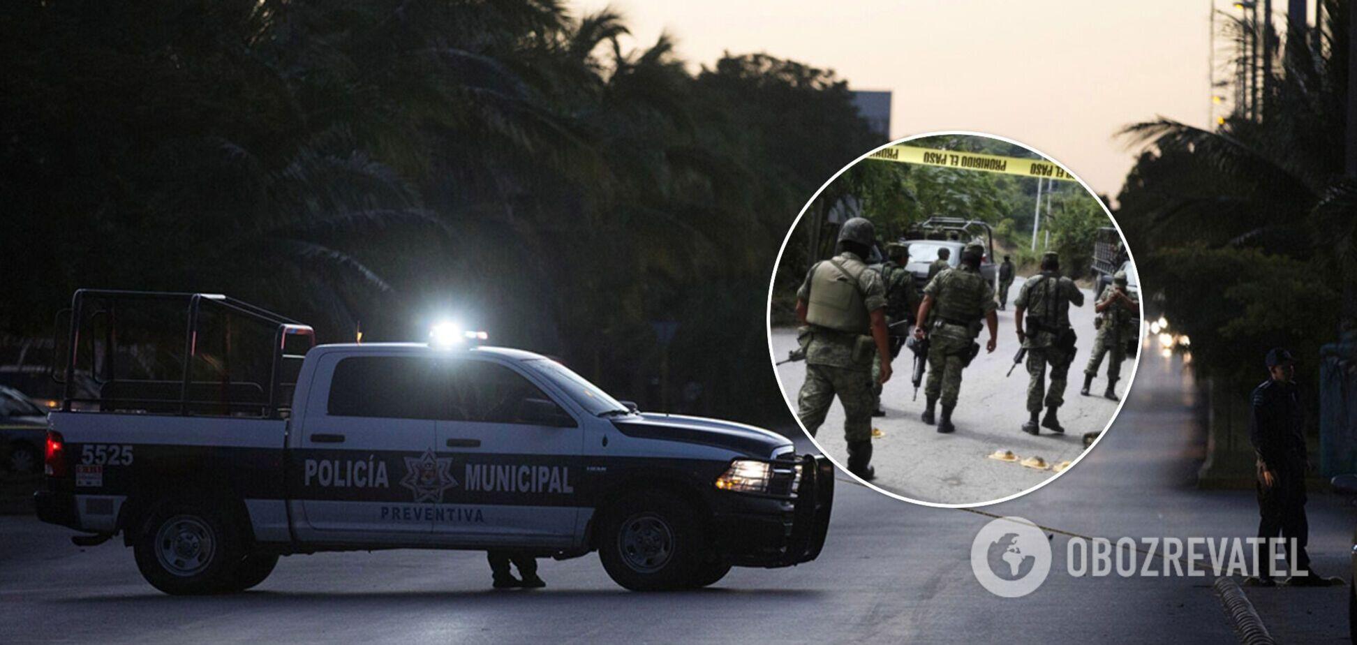 У Мексиці під час бандитських розбірок загинули 18 осіб, – ЗМІ