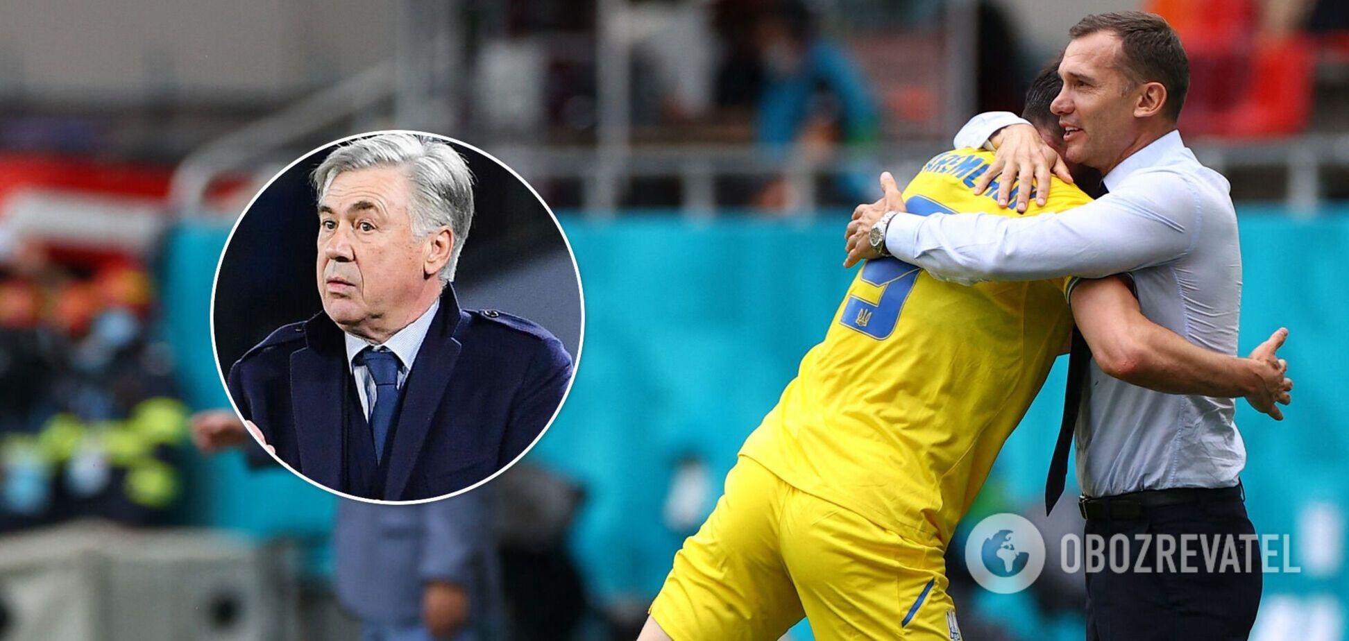 Тренер 'Реала' назвал единственную проблему сборной Украины на Евро-2020