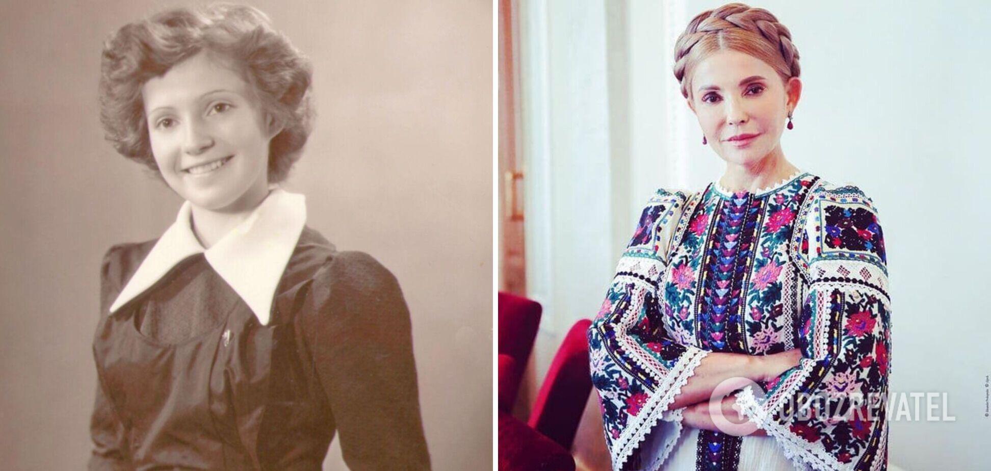 Як змінювалася Тимошенко: фото політикині протягом кар'єри