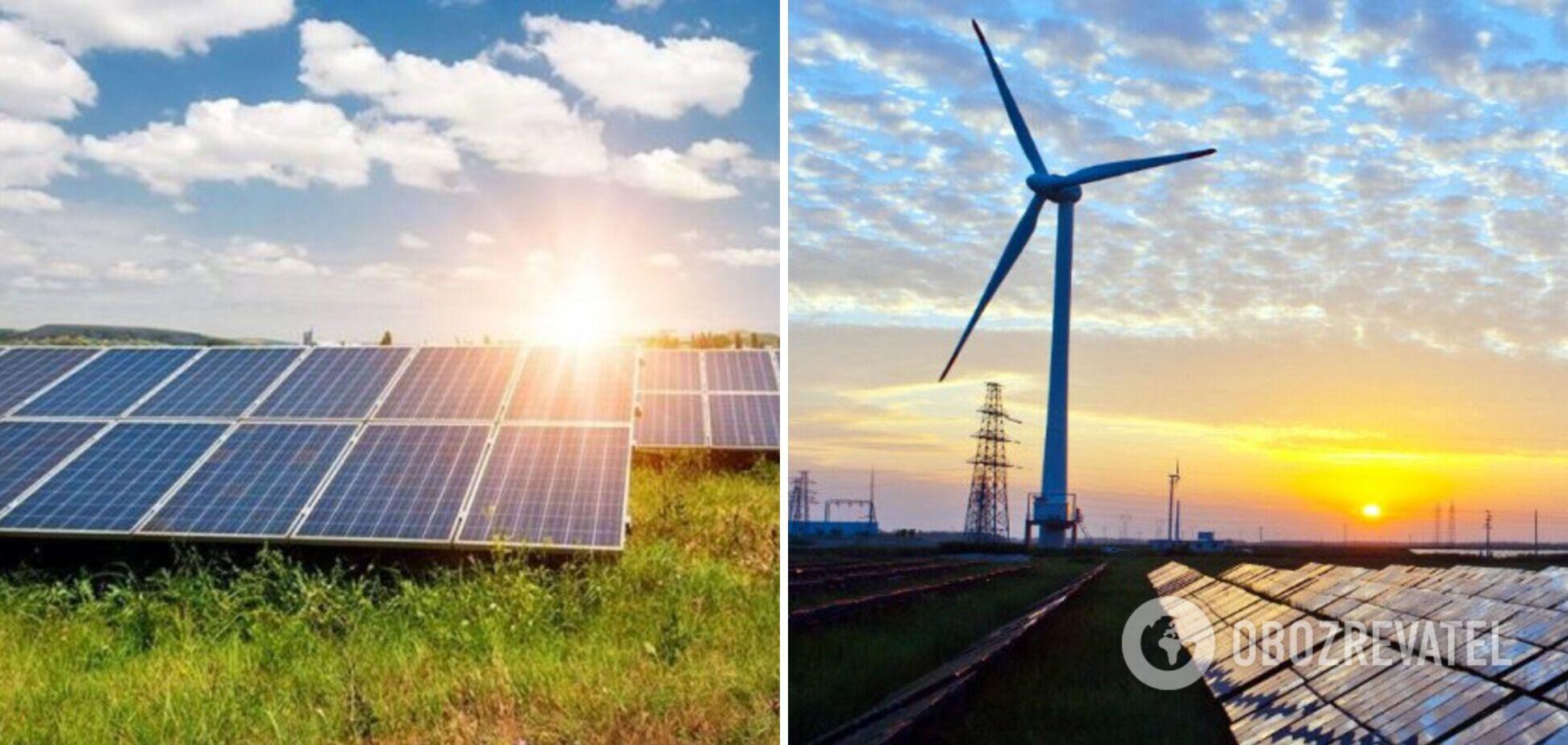 Украину предупредили о политических последствия введения акциза на 'зеленую' энергию