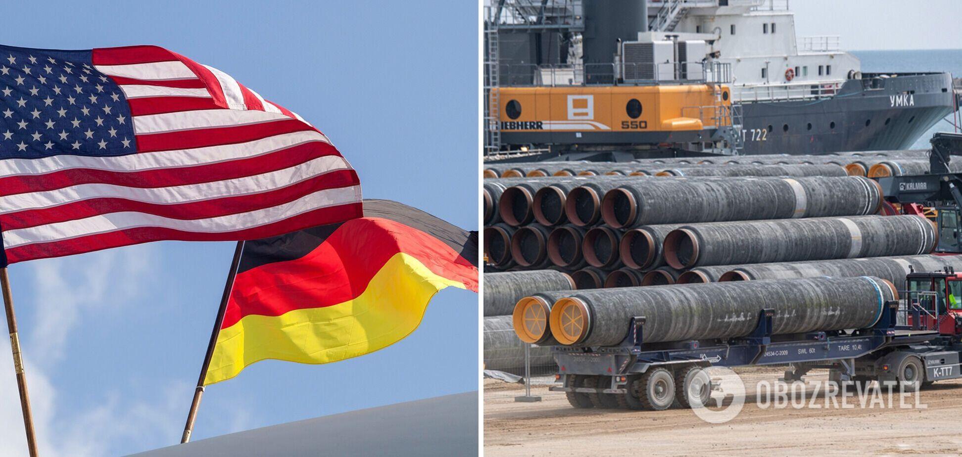США і Німеччина готують угоду щодо 'Північного потоку-2', Україні запропонують компенсацію, – Bloomberg