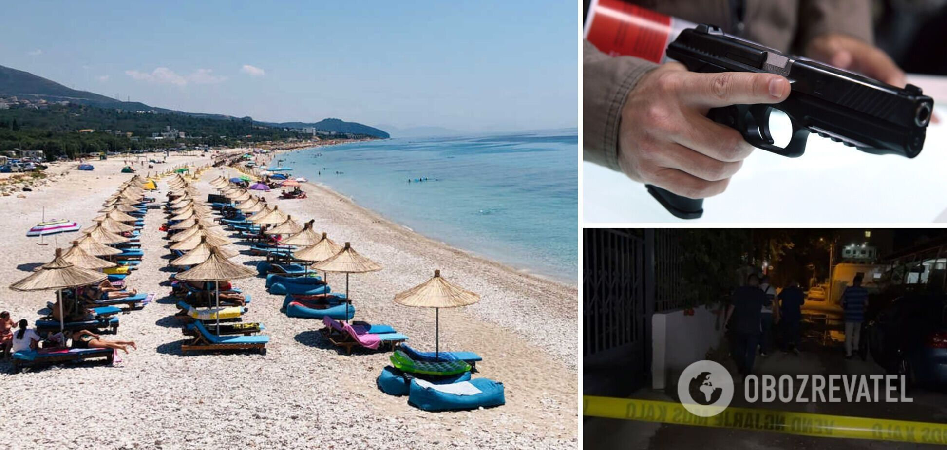 В Албанії конфлікт між власниками готелів обернувся стріляниною, загинули чотири людини