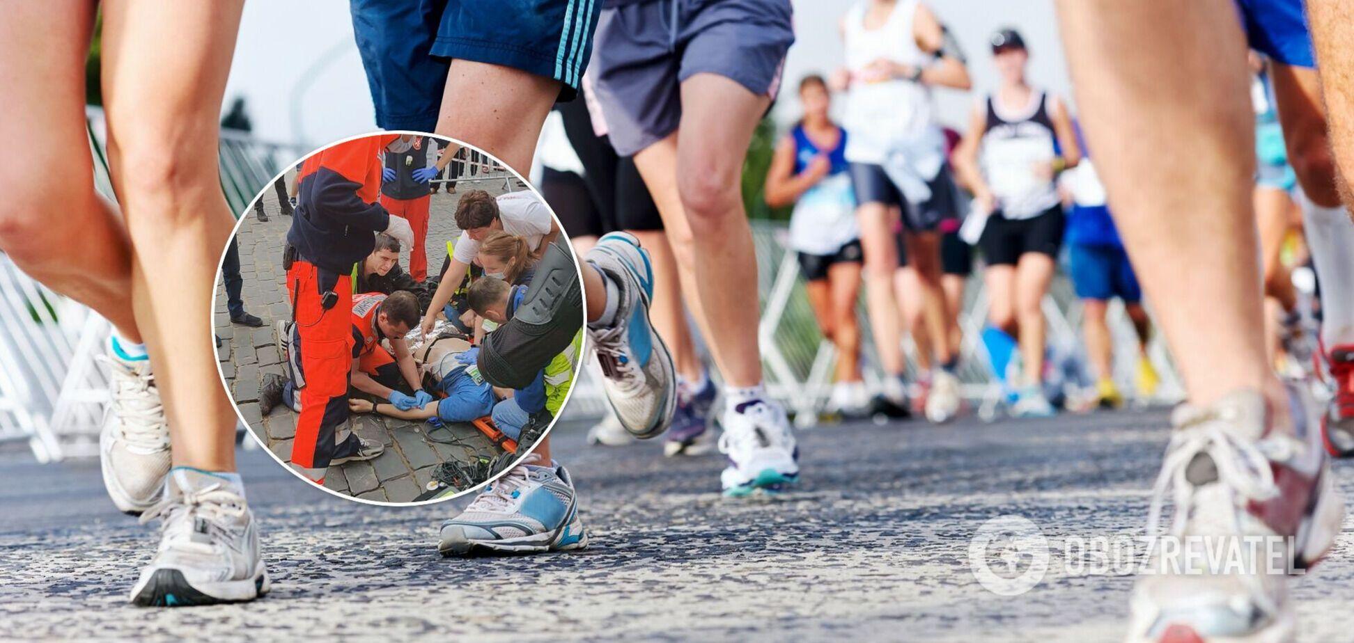 На марафоні у Львові помер 23-річний хлопець: з'явилися нові подробиці
