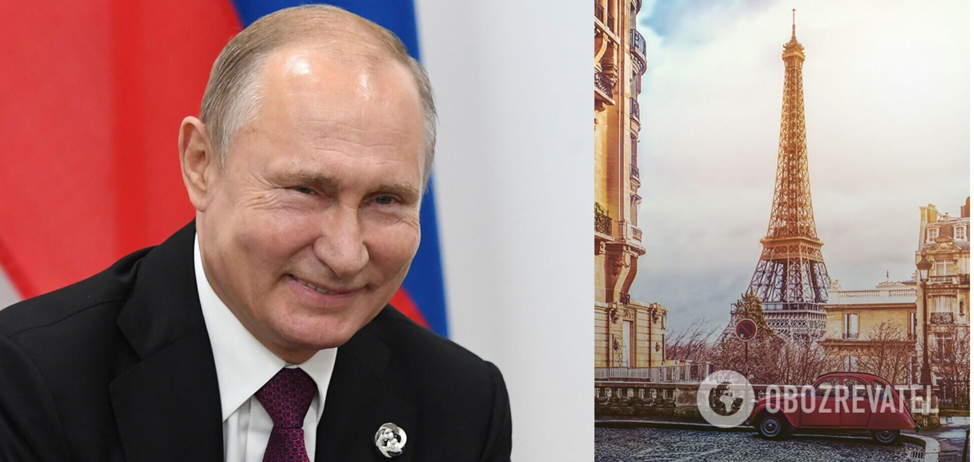 Гончаренко показал элитные квартиры 'друзей Путина' в Париже. Видео