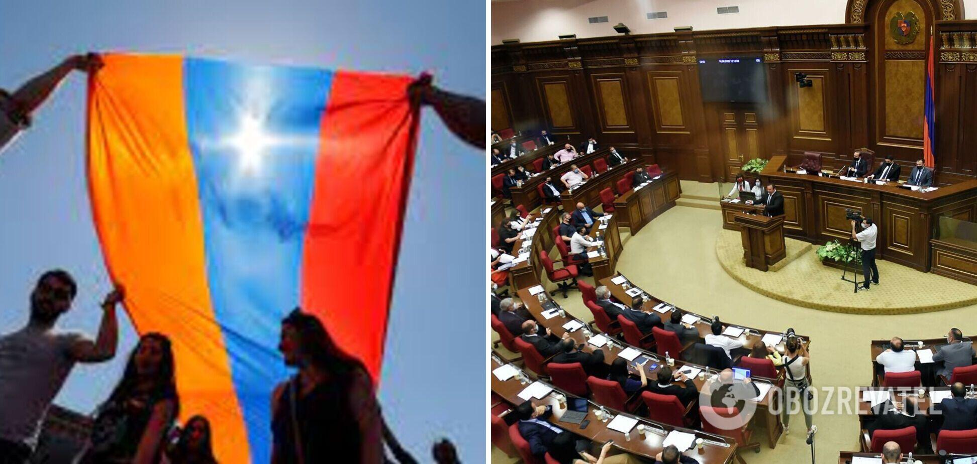 Озвучені остаточні результати виборів у Вірменії