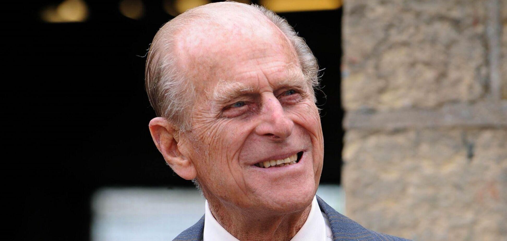В Британии выпустили монету в честь покойного принца Филиппа