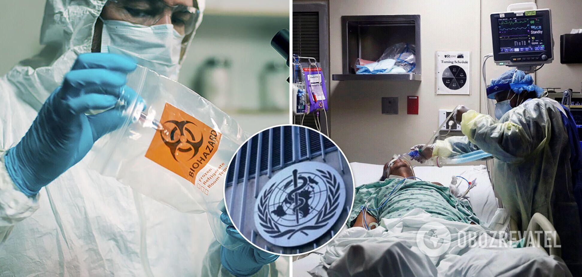 ВООЗ попередила про особливу заразність штаму Дельта і небезпеку нової хвилі коронавірусу