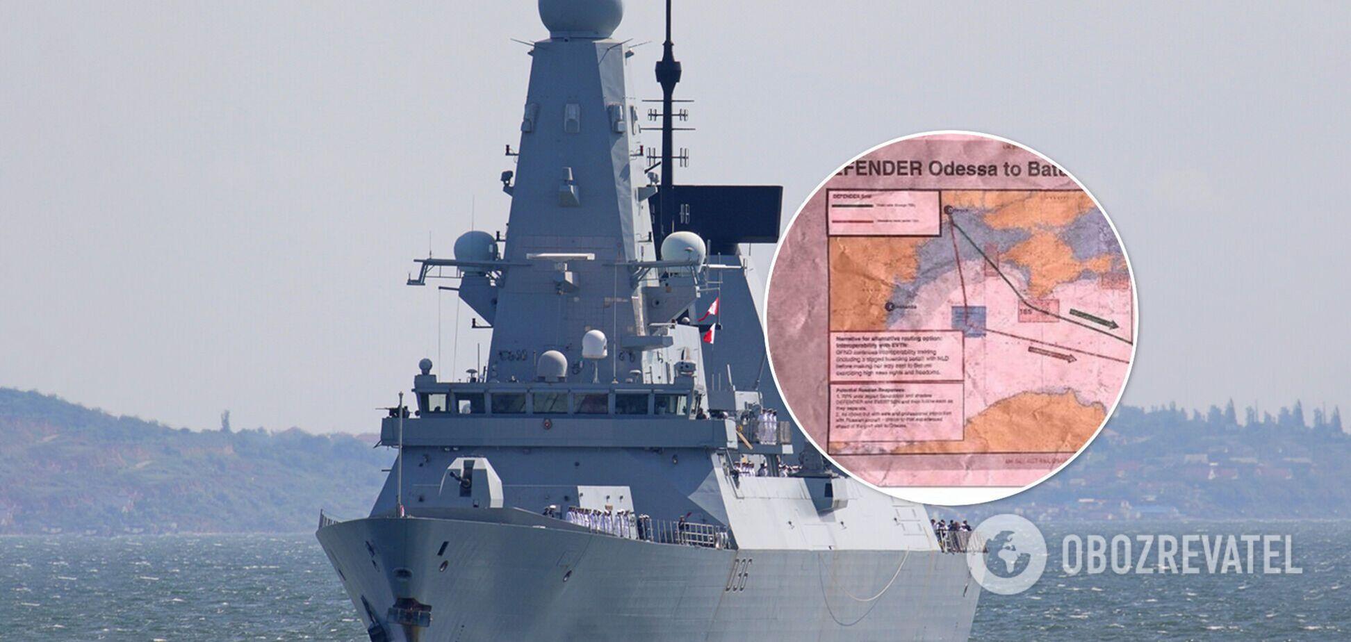 Чиновником, забывшим на остановке секретные документы по проходу Defender, был кандидат в послы Великобритании в НАТО – СМИ