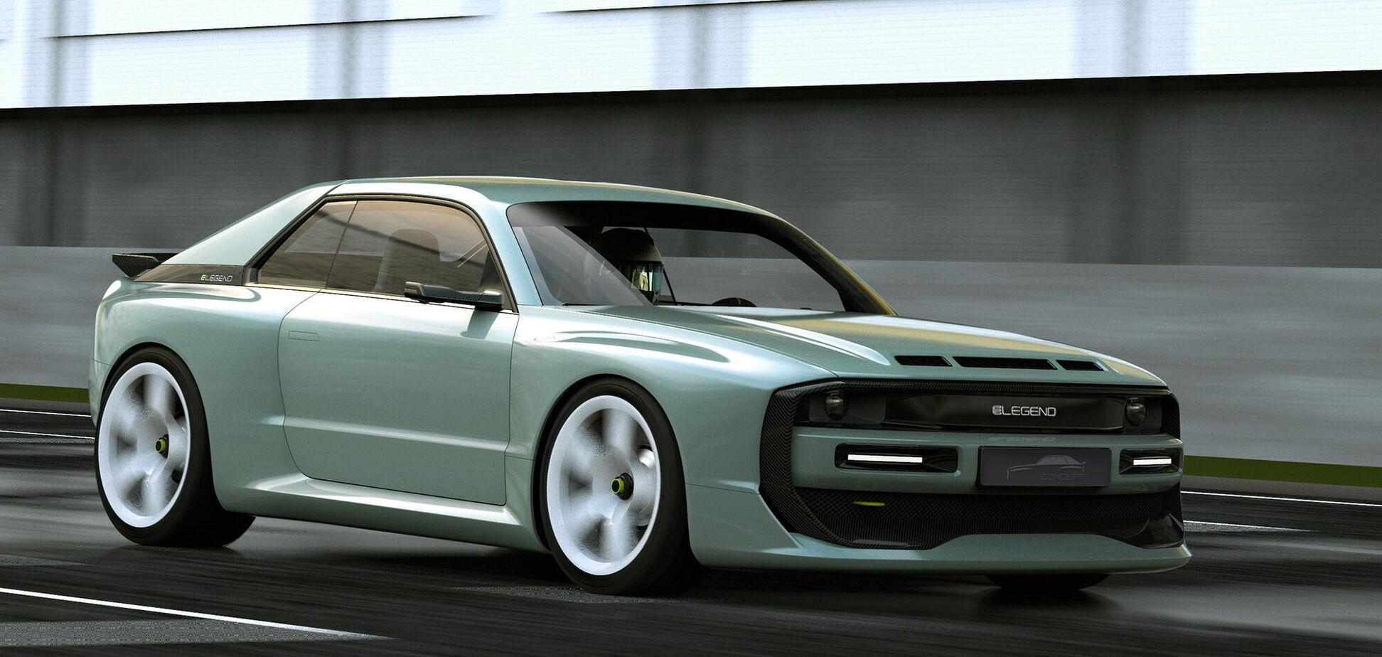 Німецький стартап представив ремейк Audi Sport Quattro S1