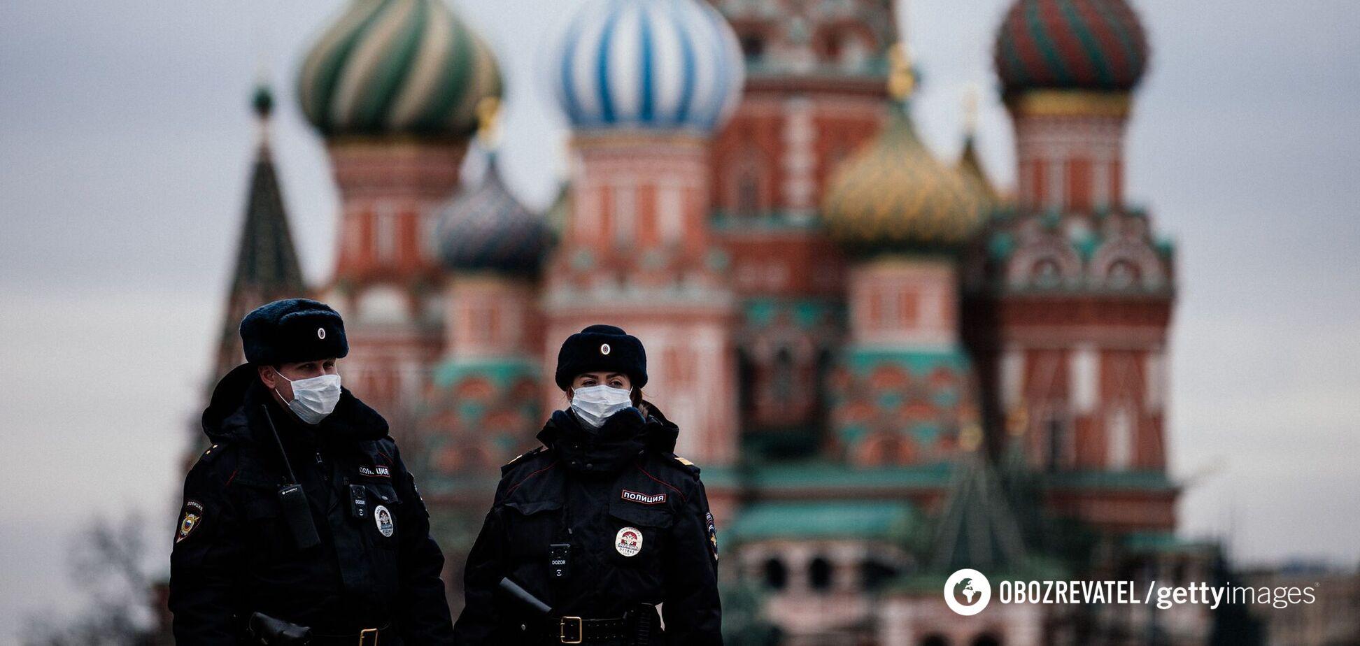 'Город смоет волной смертей от ковида'. В России требуют отменить парад ко дню ВМФ