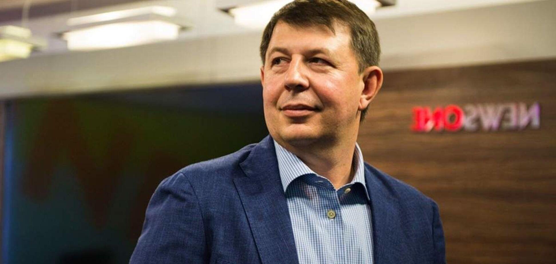 Нардеп від 'Опозиційної платформи – За життя' Тарас Козак