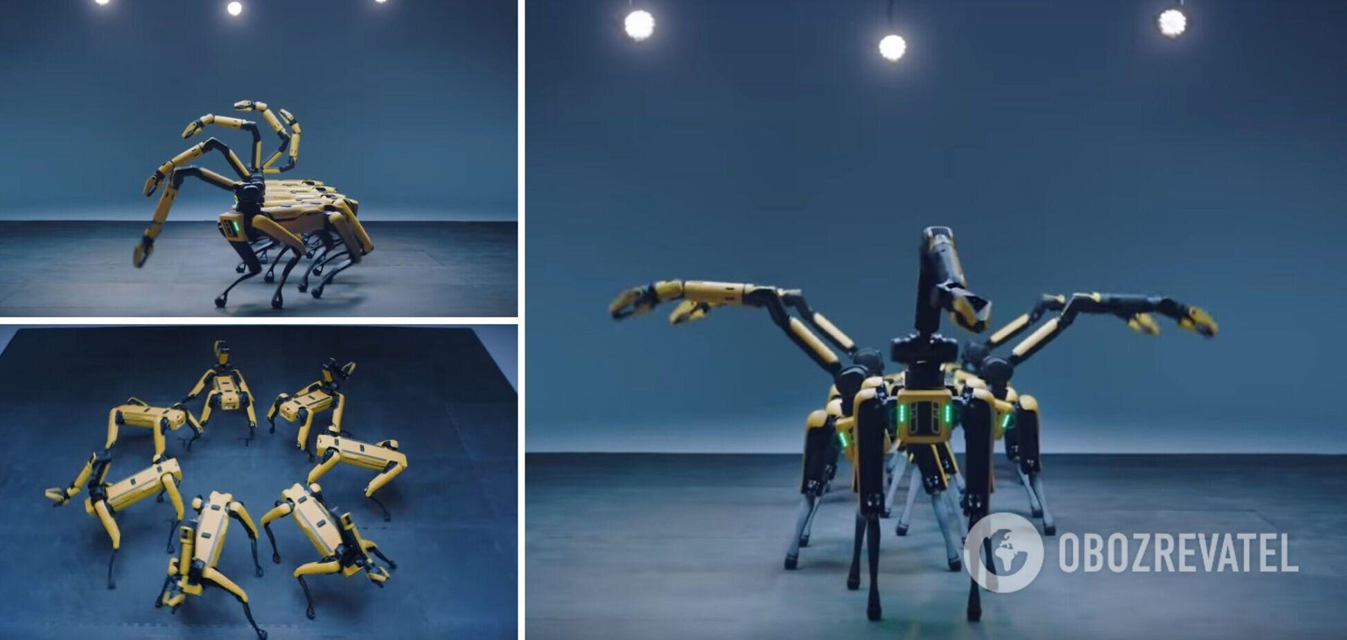 Роботи-собачки від Boston Dynamics станцювали під хіт BTS. Нове відео