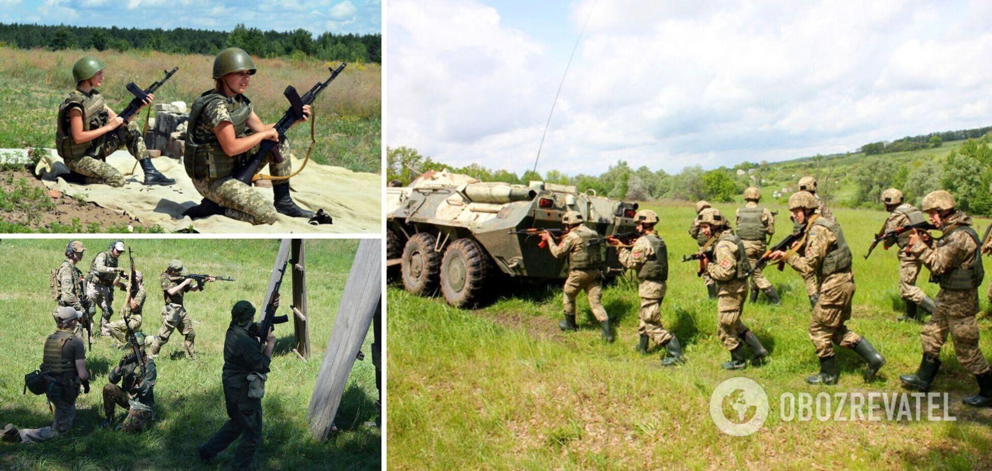 Нардепы сделали первый шаг к массовому обучению украинцев защите от агрессора