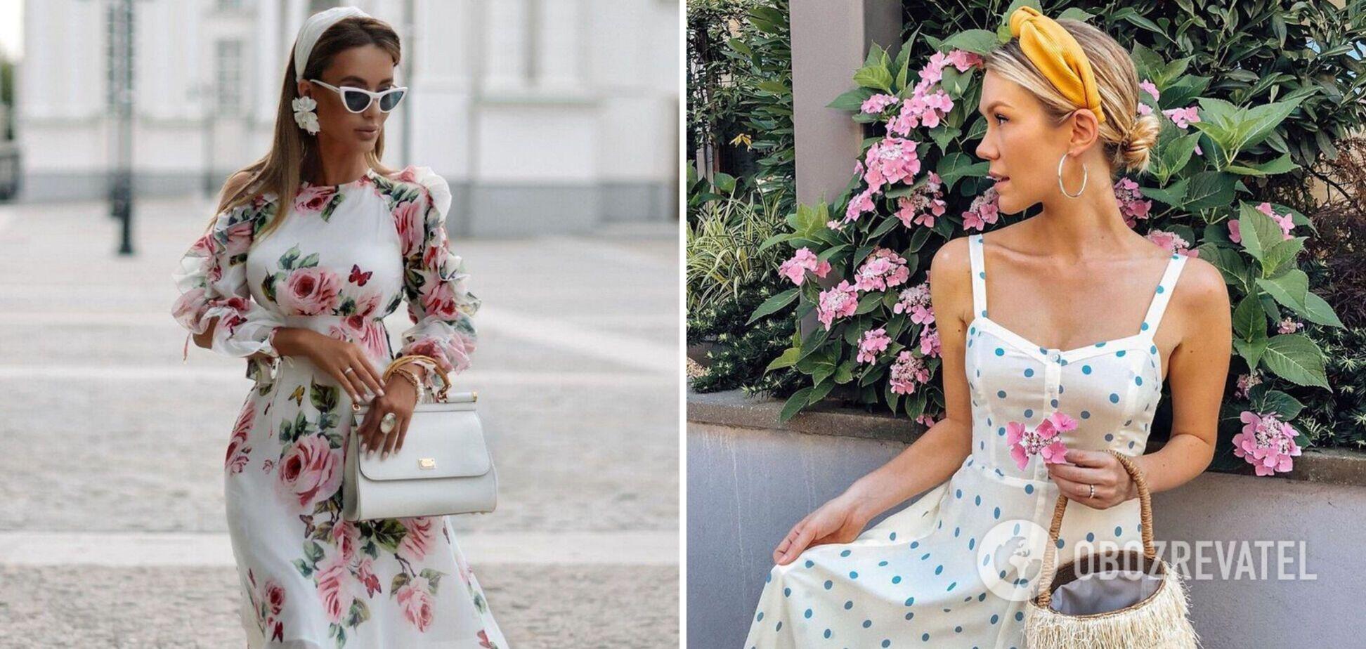 Стилист назвала платья, которые никогда не выйдут из моды. Фото