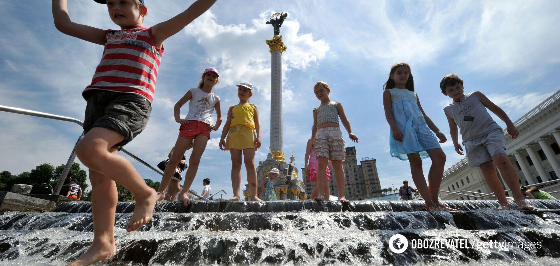 Июль в Украине будет бить рекорды по жаре, а в августе начнется 'осень': прогноз синоптиков