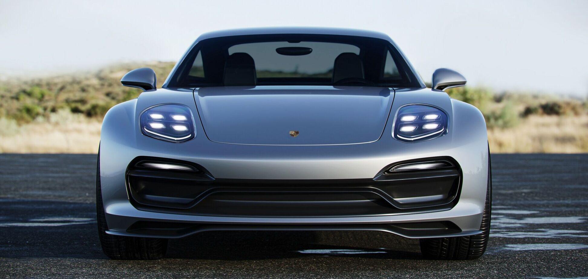 Незалежні дизайнери створили сучасну версію Porsche 928. Відео