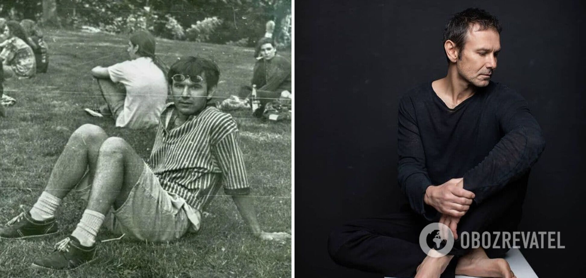 Как менялся Вакарчук: фото звезды на протяжении карьеры