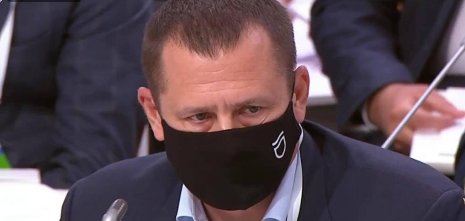 Філатова обрали заступником голови Палати місцевих влад Конгресу місцевих і регіональних влад