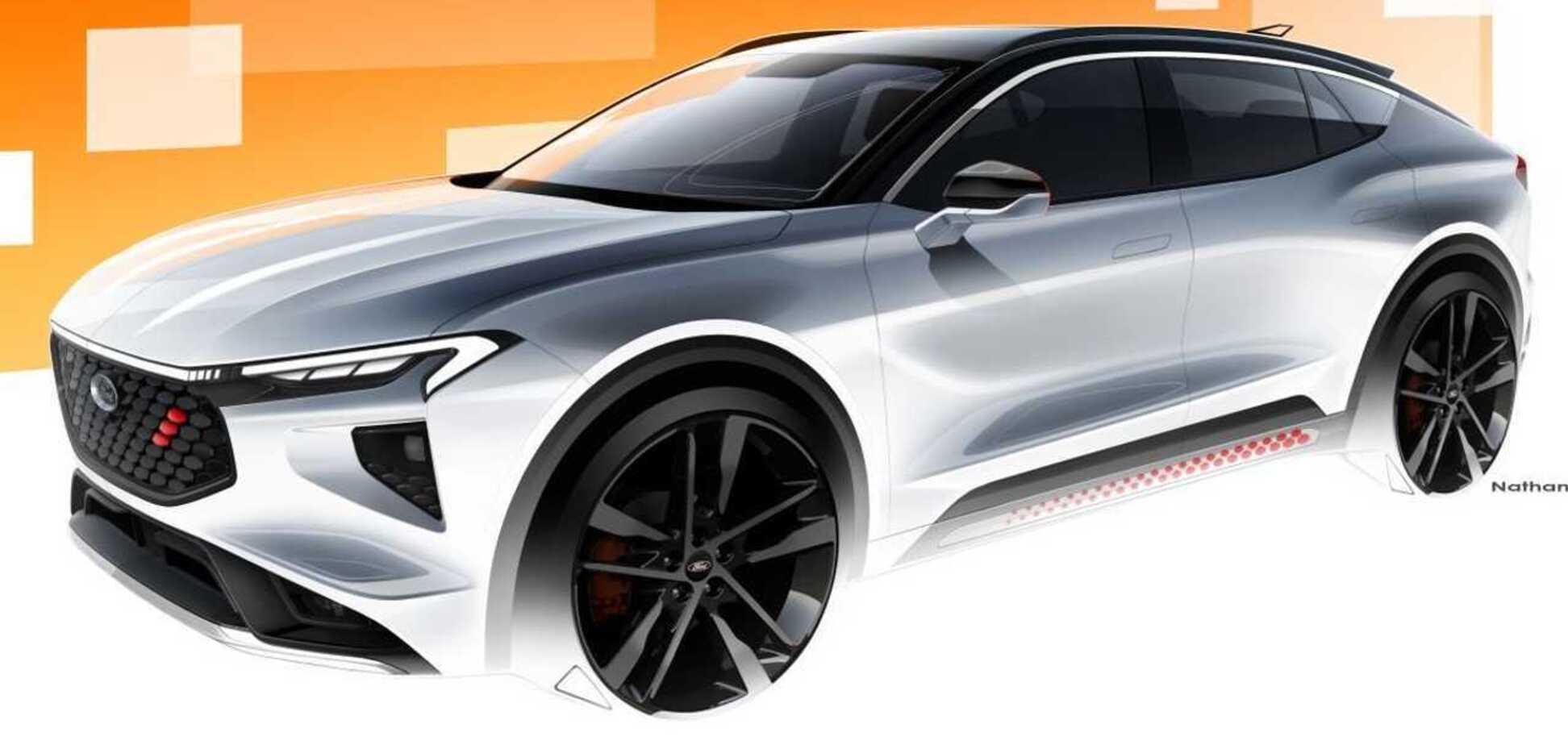 Ford готовит компактный электрокросс на платформе VW
