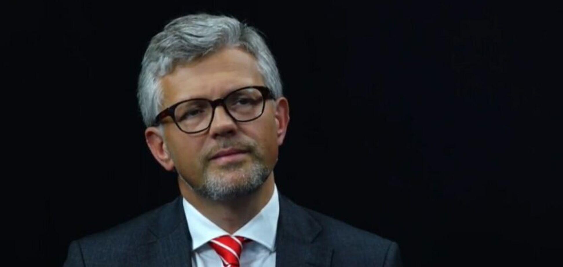 Посол Андрей Мельник