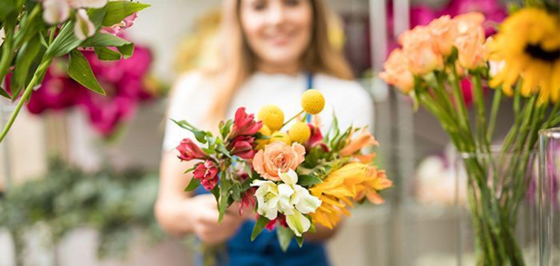 Flowers.ua поможет быстро заказать доставку цветов