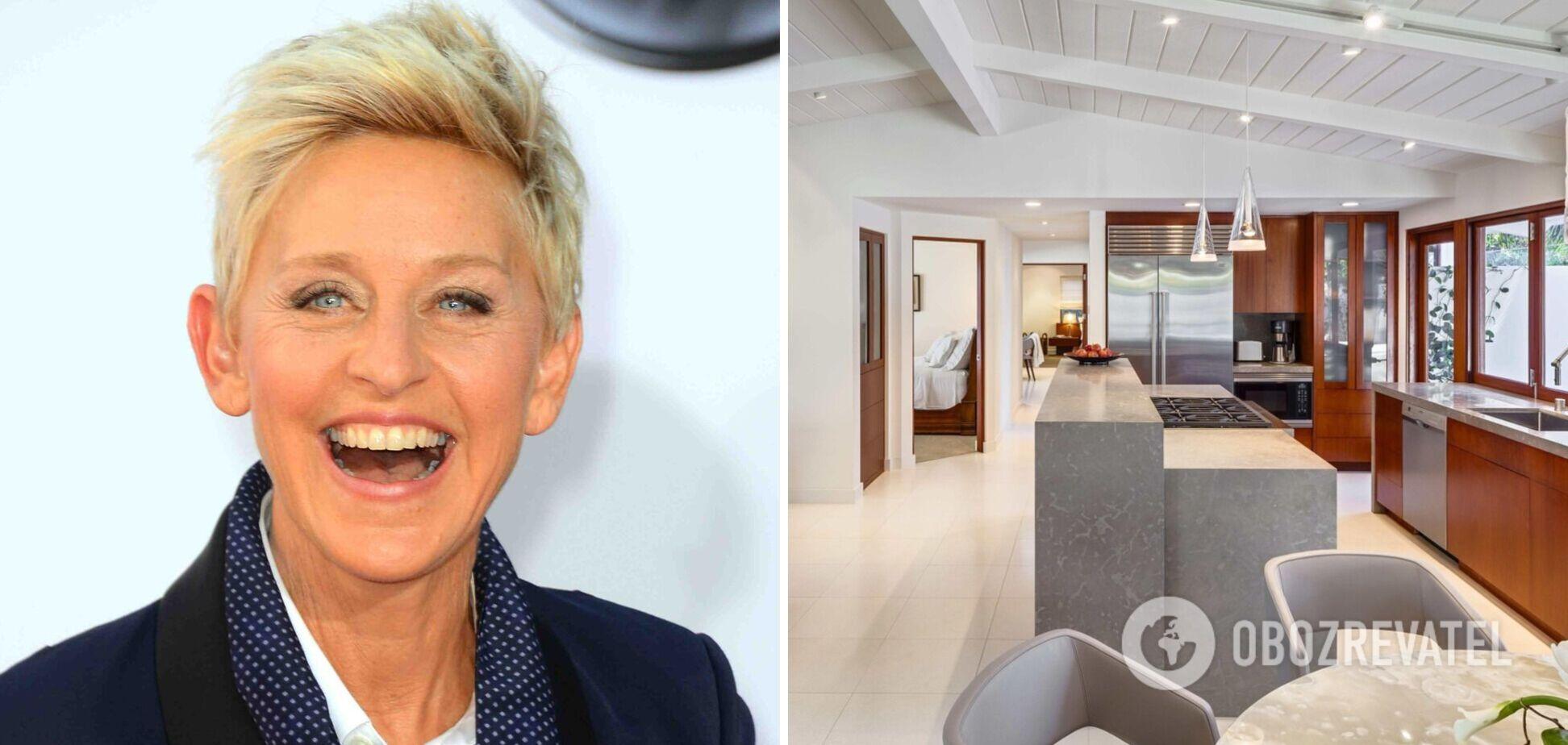 Эллен ДеДженерес купила дом за $2,9 млн: как он выглядит изнутри