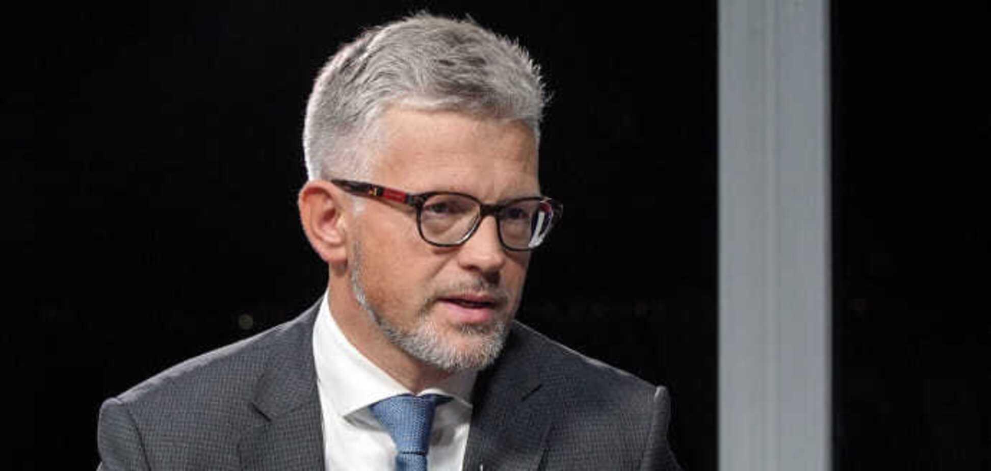 Посол Андрій Мельник
