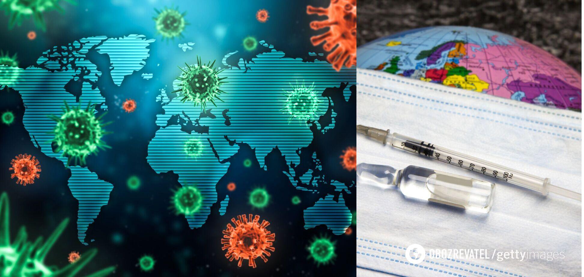 В ВОЗ спрогнозировали появление устойчивых к вакцинам штаммов COVID-19