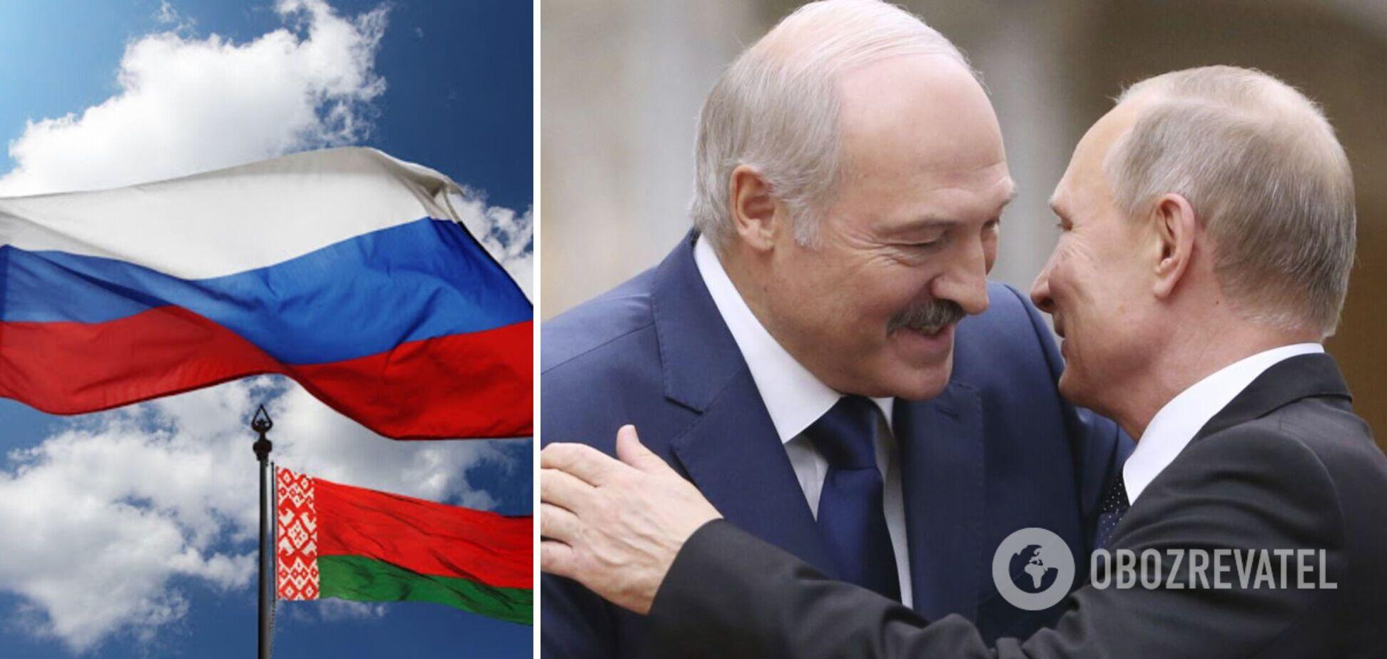 Росія та Білорусь домовилися боротися 'з діяльністю Заходу проти союзної держави'