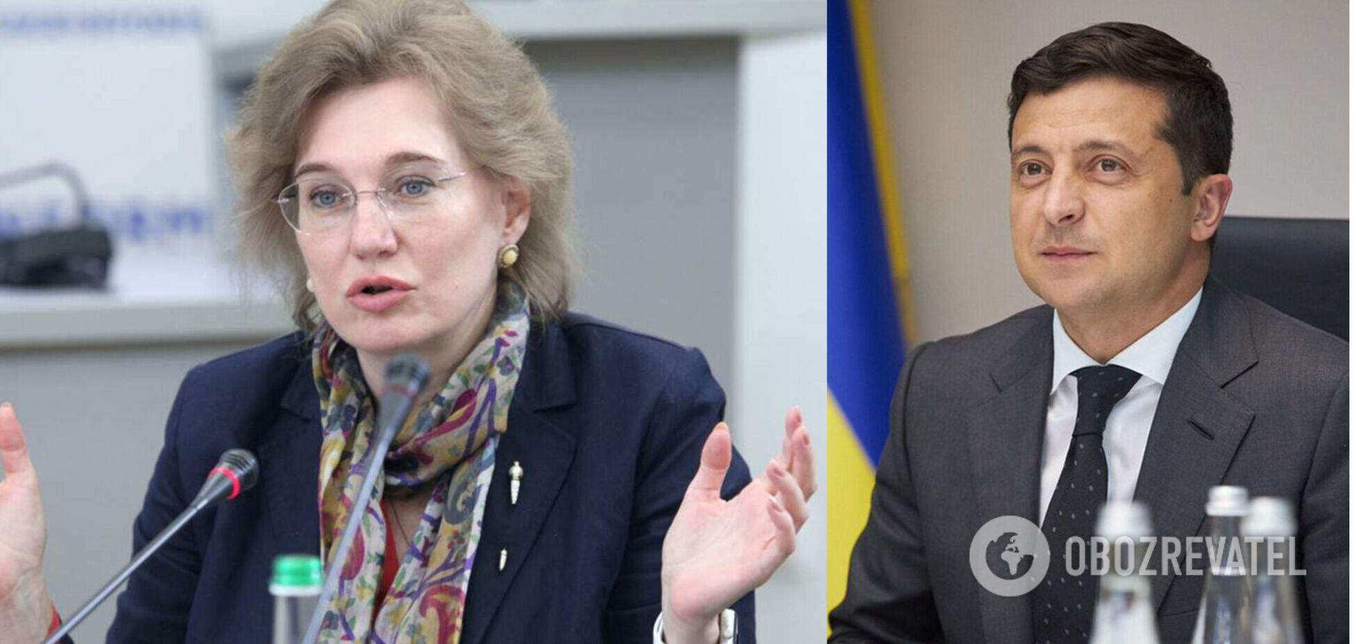 Зеленского призвали присвоить профессору Голубовской звание Героя Украины