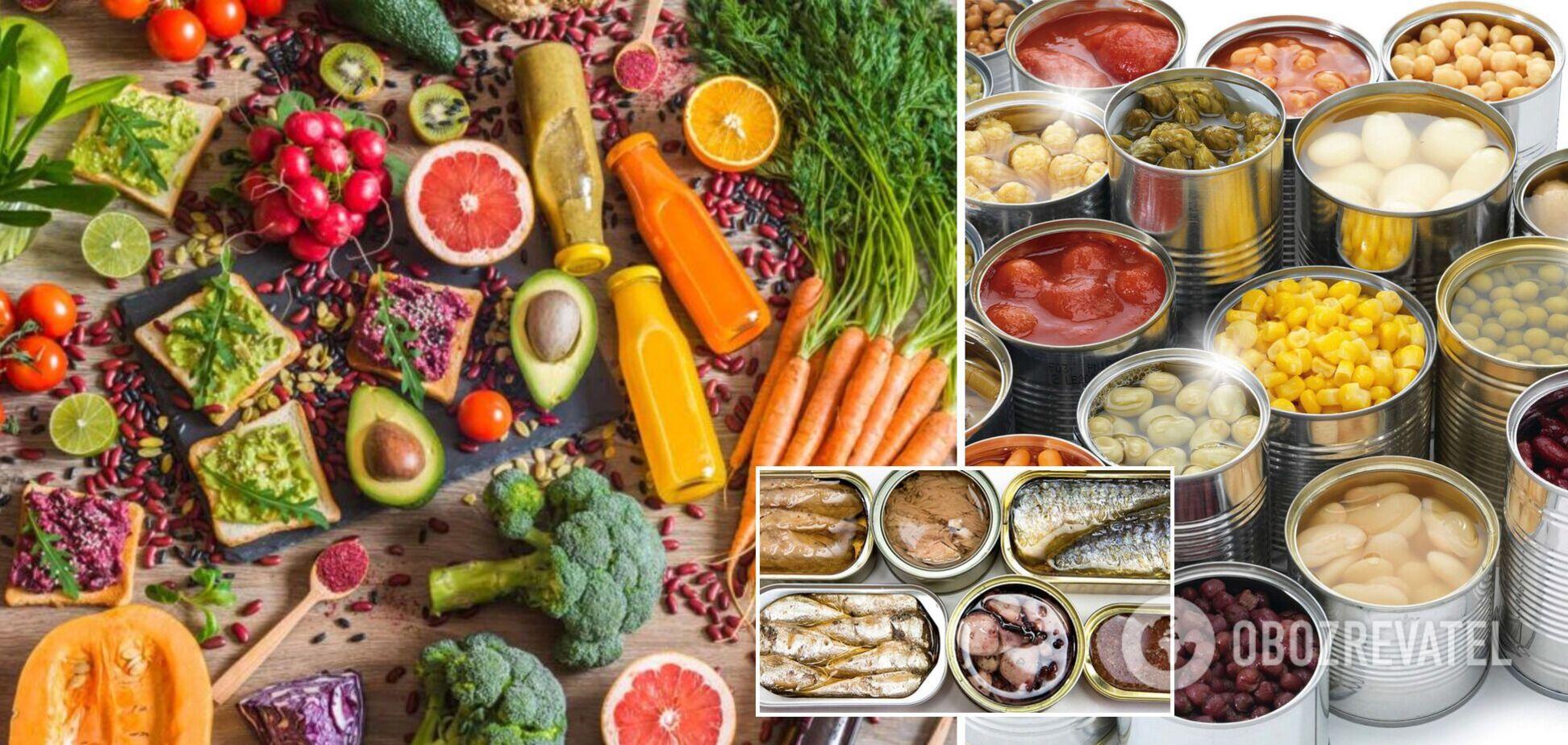 Як знищити вітаміни в їжі: прості способи