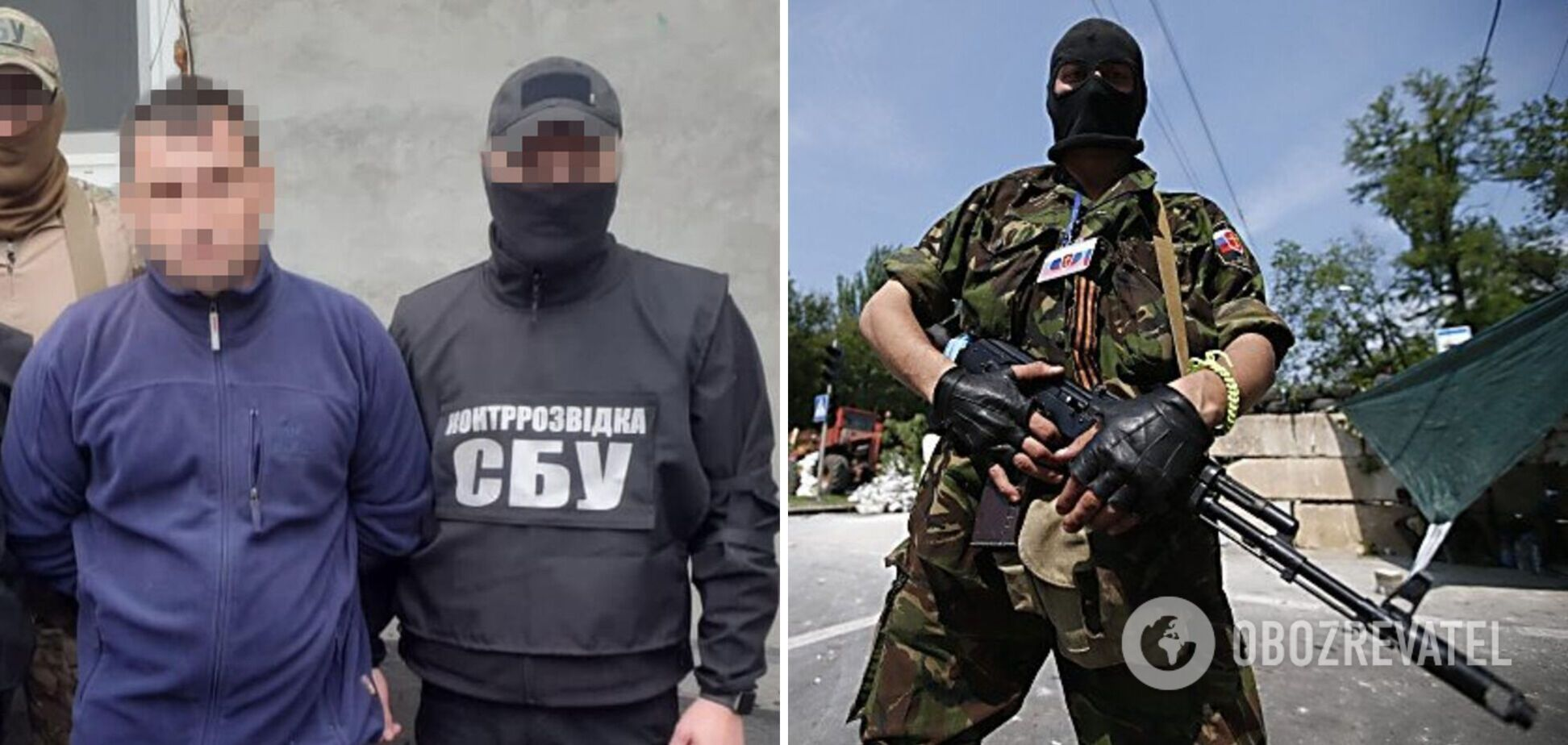 СБУ затримала агента 'ДНР', який працював під 'прикриттям' ООН