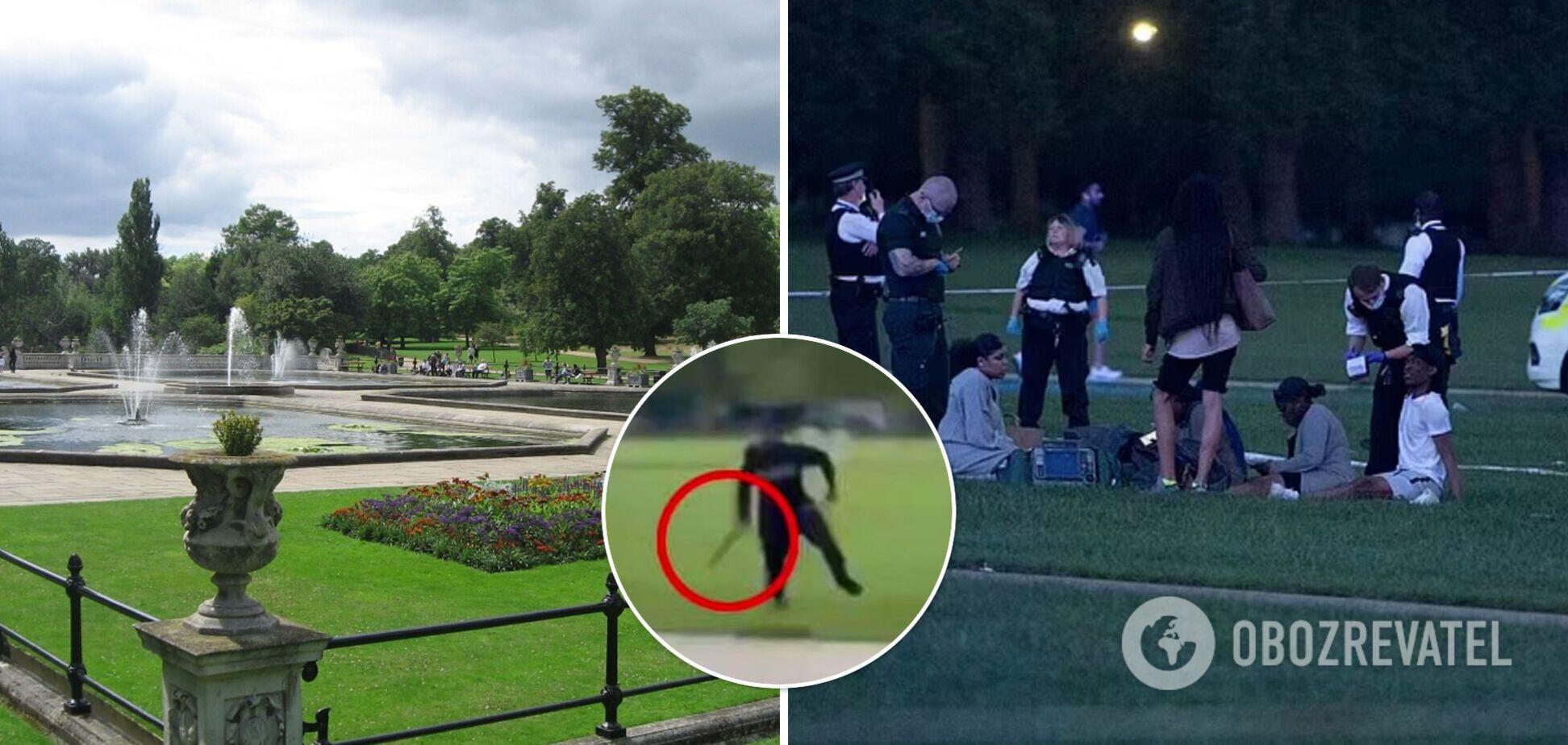 Резня в Гайд-парке