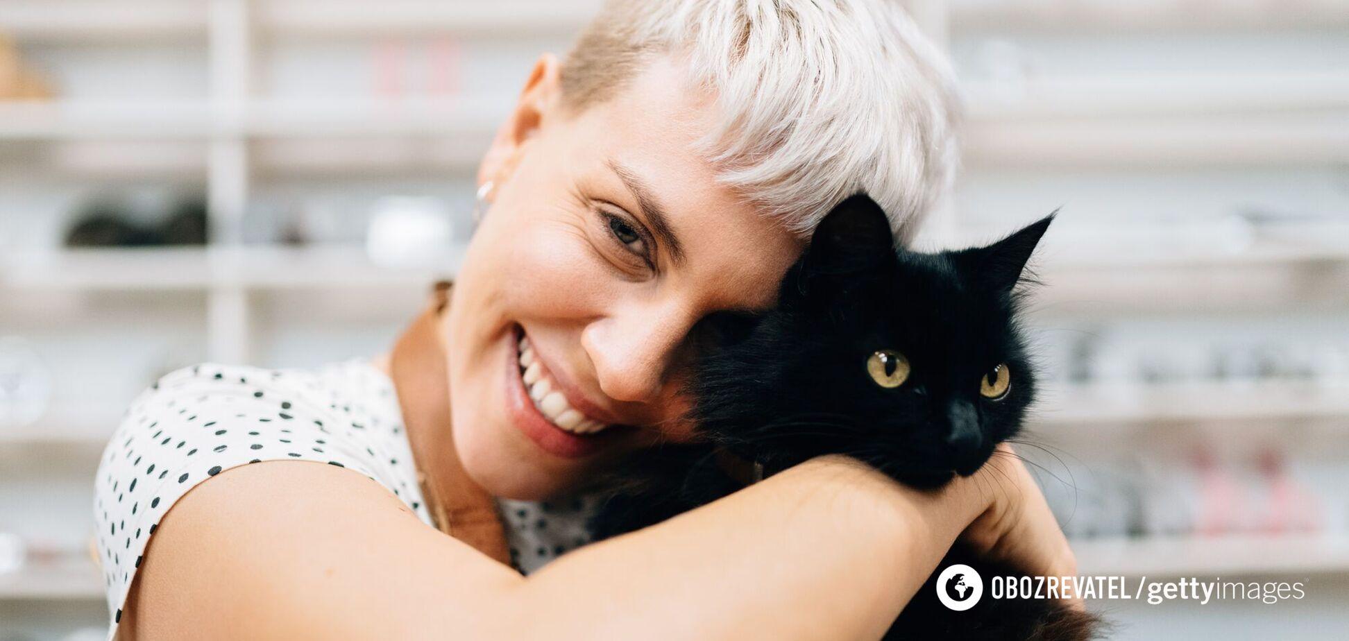 Названо 5 видів взаємин між кішками та людиною