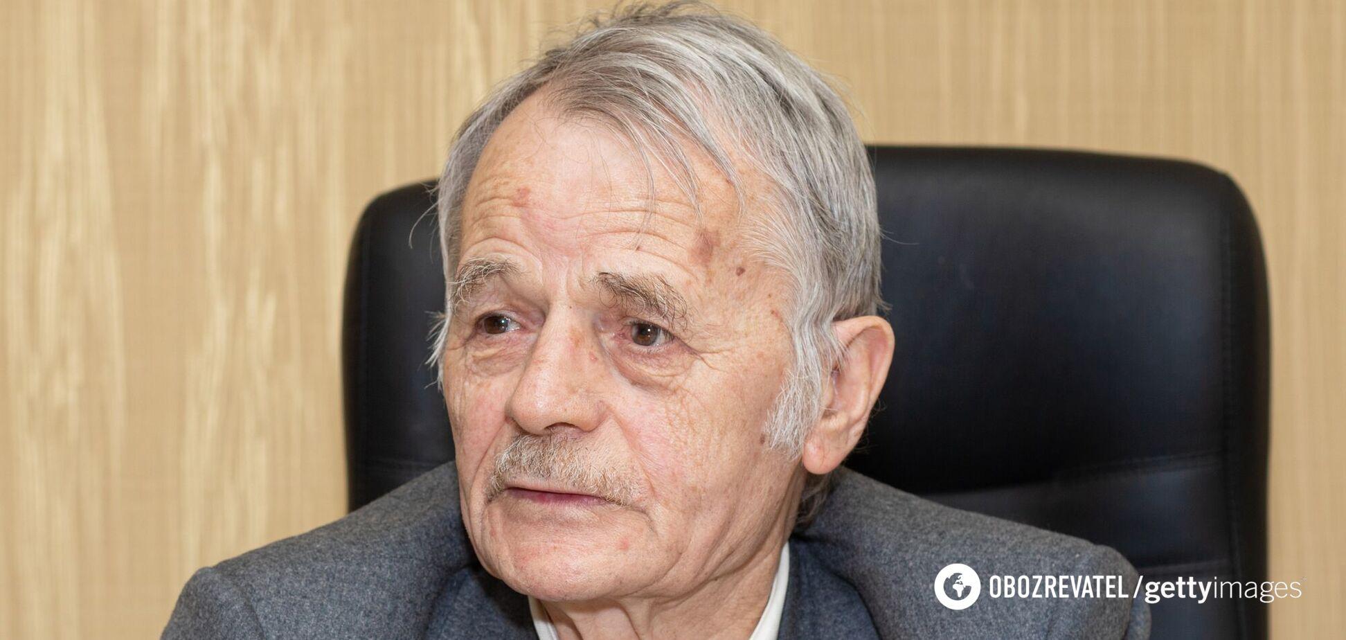 Джемилев: Россия угрожает и шантажирует страны-участницы 'Крымской платформы'