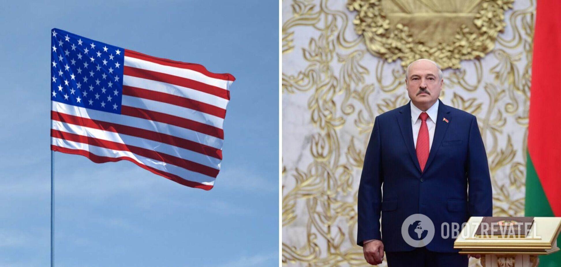 У Лукашенко вирішили ввести санкції проти США
