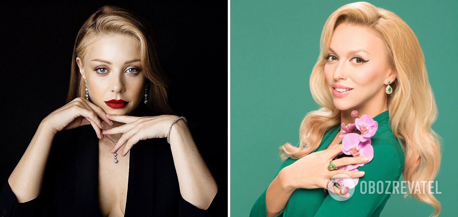 Кароль vs Полякова: найгарячіші фото головних блондинок України