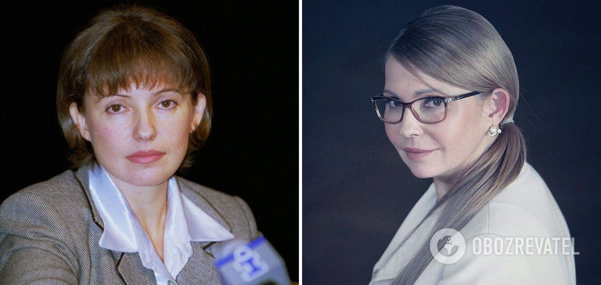 Як змінювався стиль Тимошенко в Раді з 1997 року