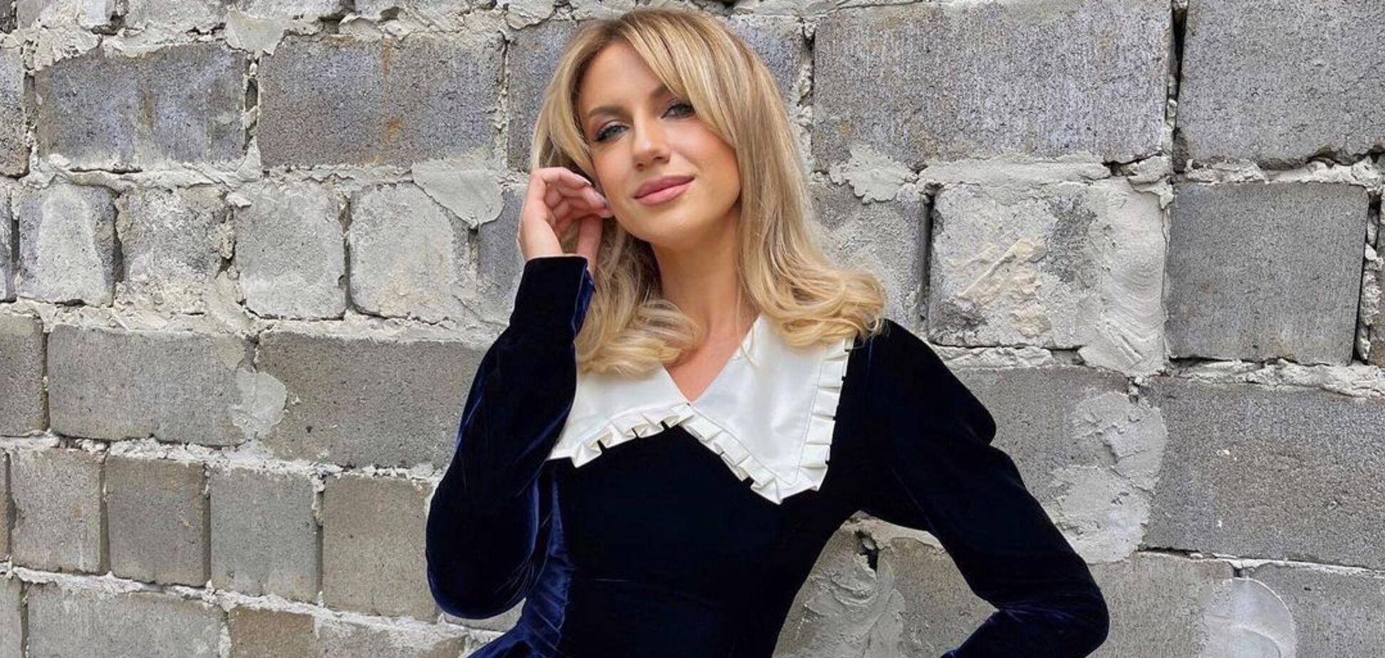Леся Никитюк покрасовалась в самом модном платье лета 2021. Фото