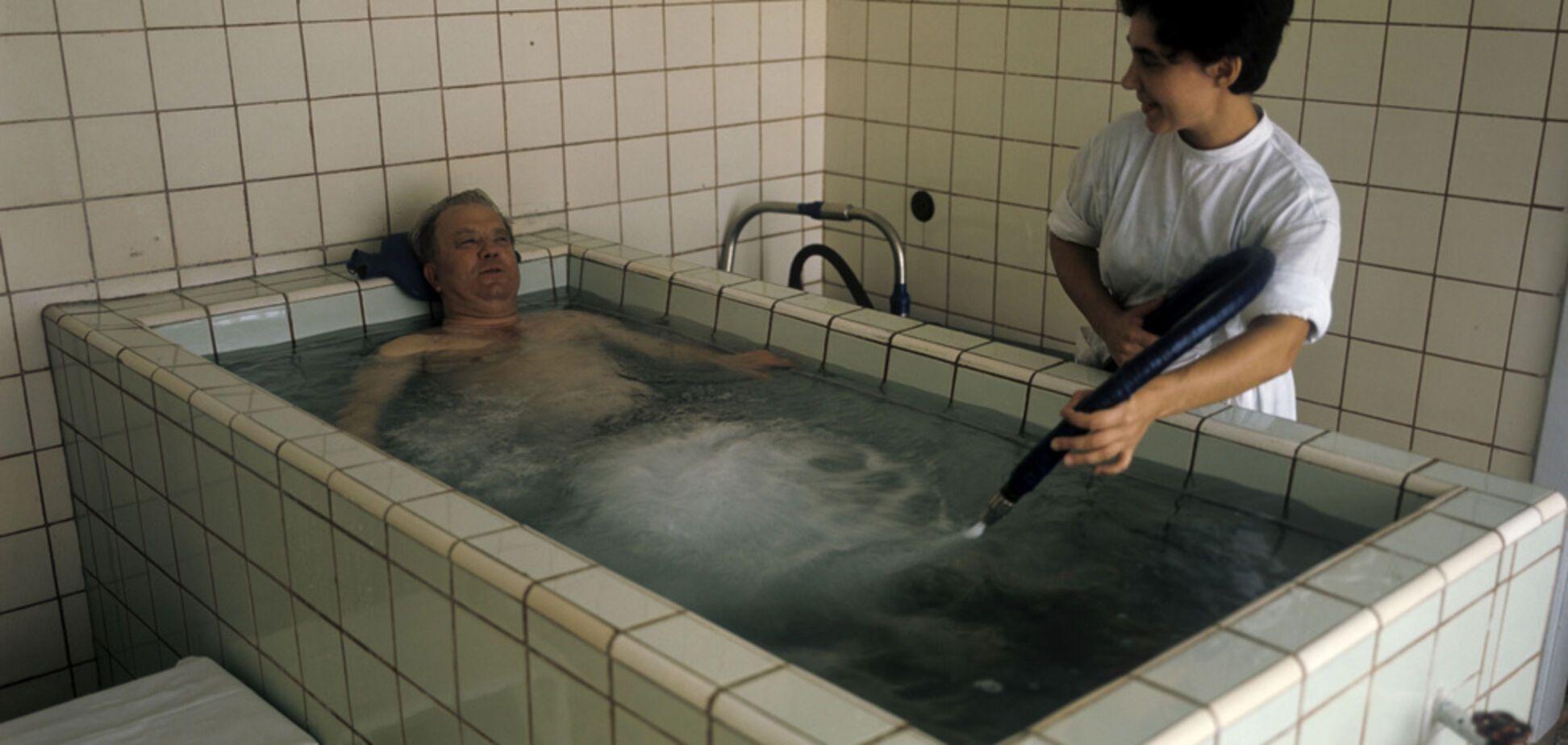 Чому в СРСР люди милися не частіше, ніж один раз на тиждень
