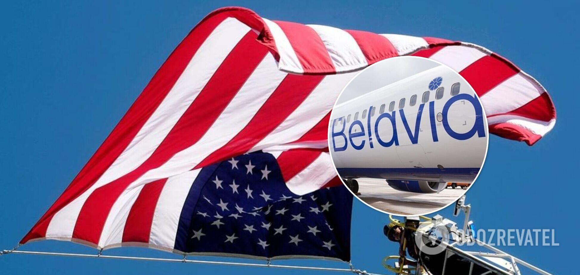 США могут ввести запрет на продажу авиабилетов в Беларусь