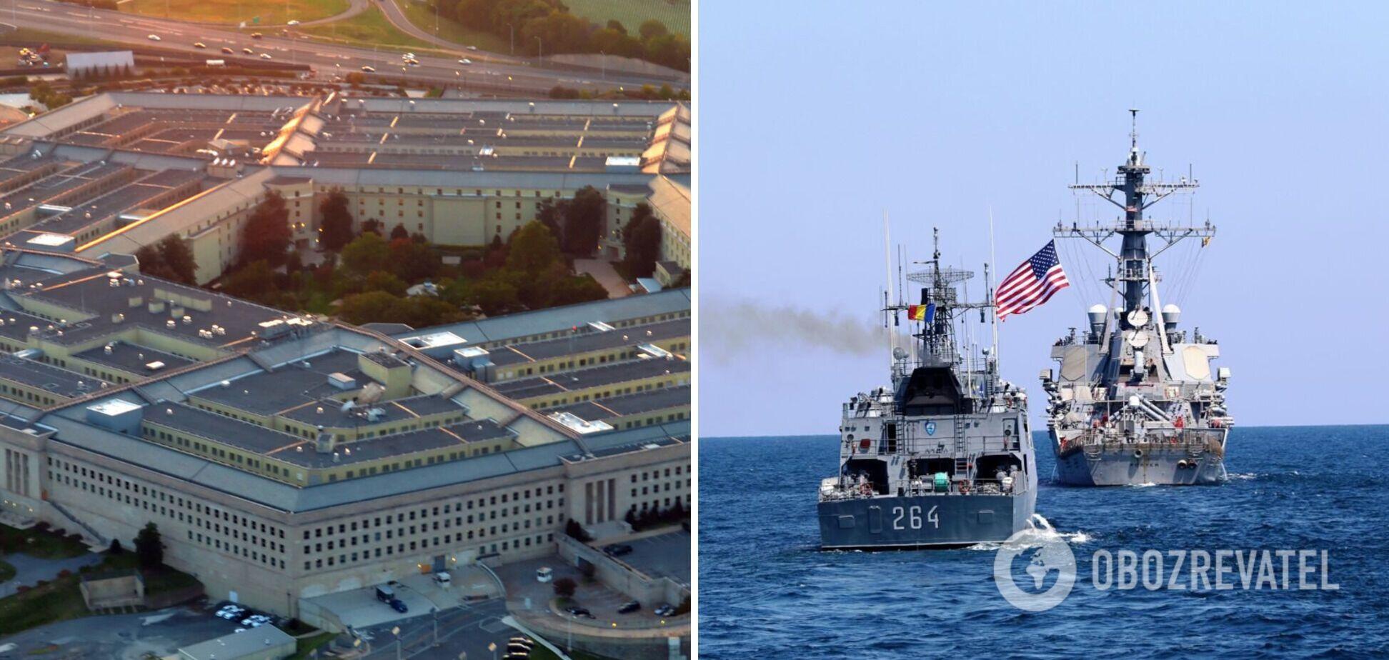 В Пентагоне назвали главную цель масштабных учений Sea Breeze-2021 в Черном море